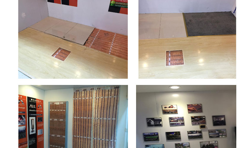 aht experience showroom in shanghai's biggest construction material